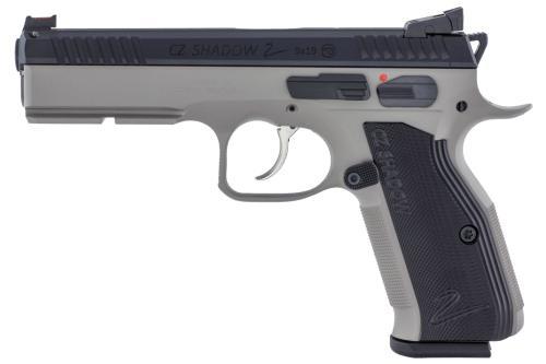 CZ SHADOW 2 URBAN GREY 9mm