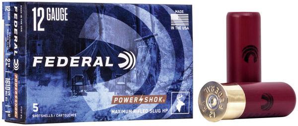Federal Power-Shok 12 Gauge 2.75