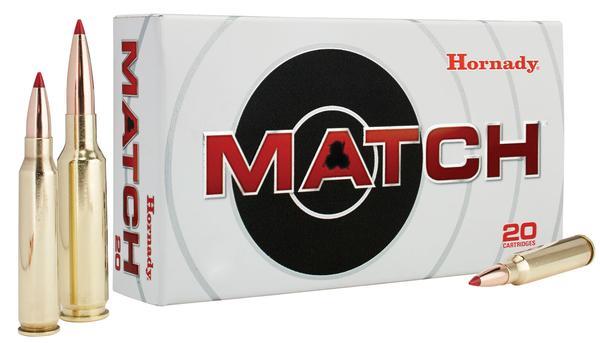 Hornady Match 338 Lapua Magnum 285 GR ELD-Match 20 Bx