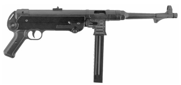 American Tactical Imports MP-40 9mm 10.8