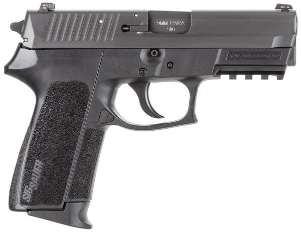 Sig Sauer SP2022 DA/SA 9mm 3.9
