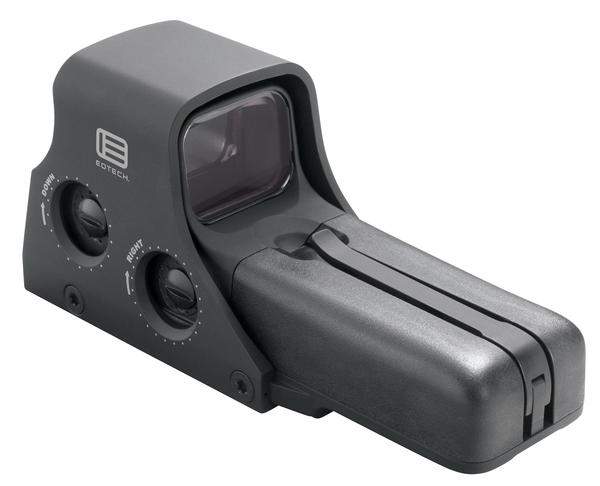 Eotech 512 1x 30x23mm Obj Unlimited Eye Relief 1 MOA Black