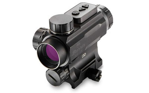 BURRIS AR-1x PRISIM 1X20 BALListic CQ MATTE