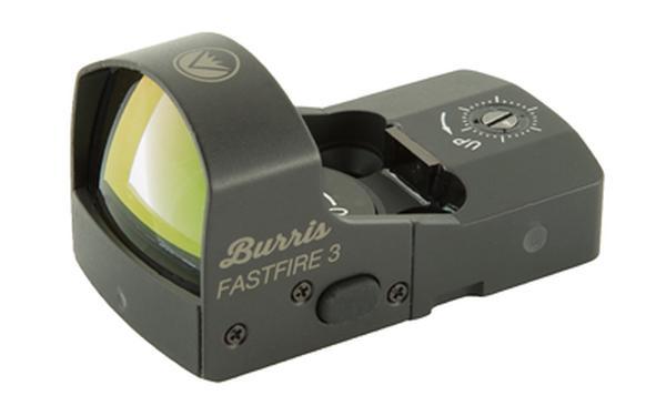 Burris FastFire III 3 MOA w/picatinny mount