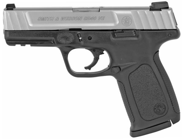 Smith & Wesson SD40 VE 40 S&W