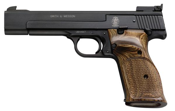 Smith & Wesson 41 22 LR 5.50