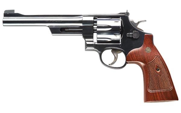 Smith & Wesson 27 Classic Single/Double 357 Mag 6.5