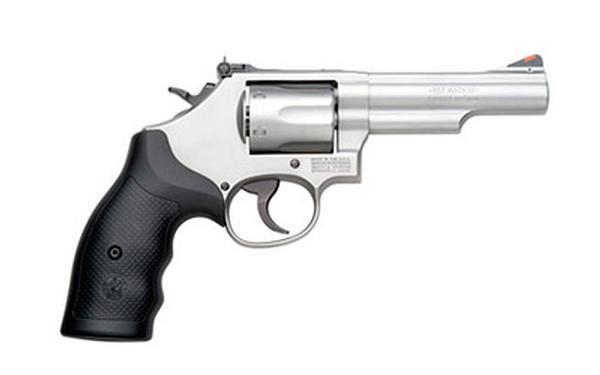 Smith & Wesson 66 K-Frame DA/SA 357 Mag 4.25