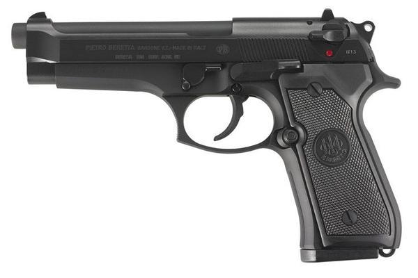 Beretta 92 FS Italy 9mm 4.9