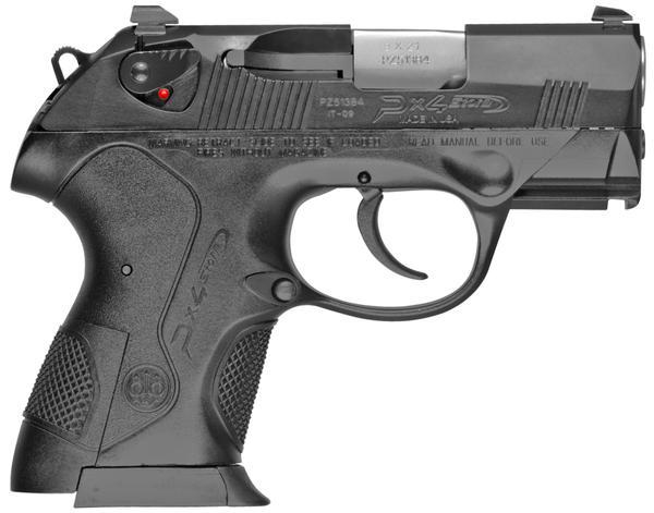 Beretta PX4 Storm 9mm Sub-Compact 13+1 3