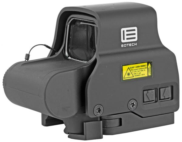 Eotech EXPS2 holographic sight 68 moa ring 1 moa dot