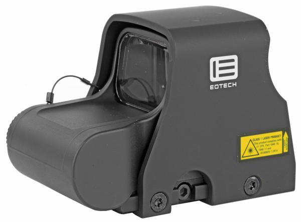 Eotech XPS3 1x 30x23mm 1 MOA red dot 68 moa ring