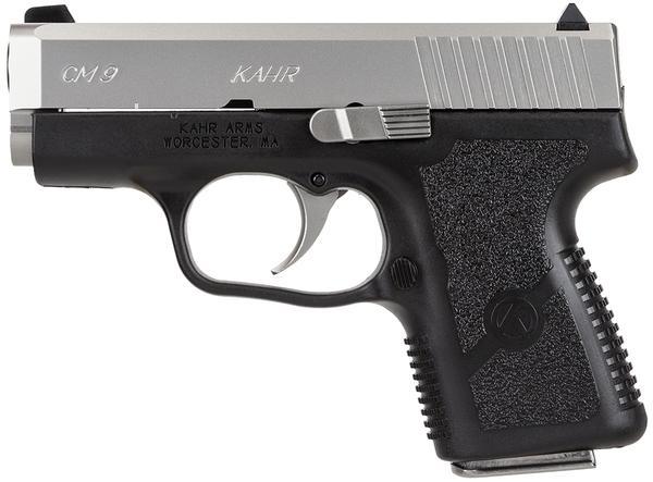 Kahr Arms CM9 SDAO 9mm 3
