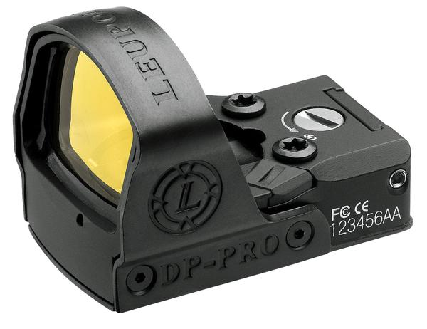 Leupold DeltaPoint Pro 1x 2.5 MOA