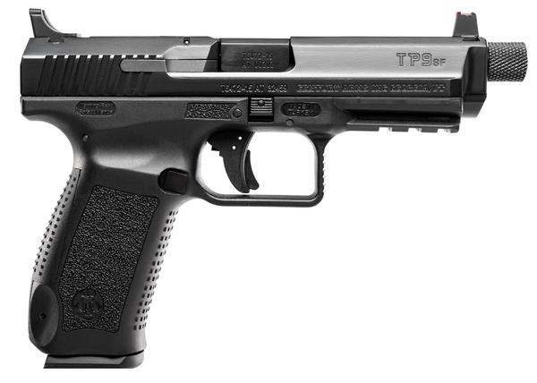 CANIK TP9SFT 9mm 4.9