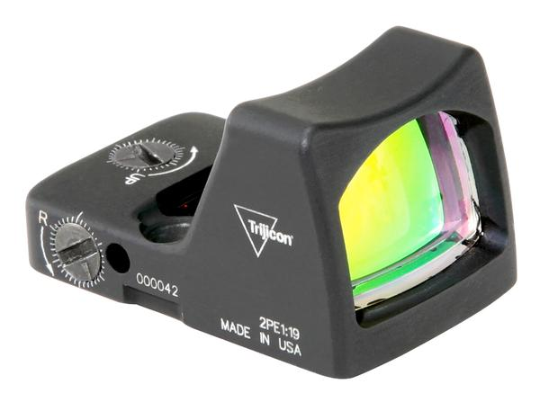 Trijicon RMR Type 2 1x  3.25 MOA Black