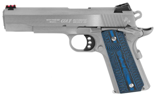 Colt Mfg 1911 Competition 70 Series 45 ACP 5