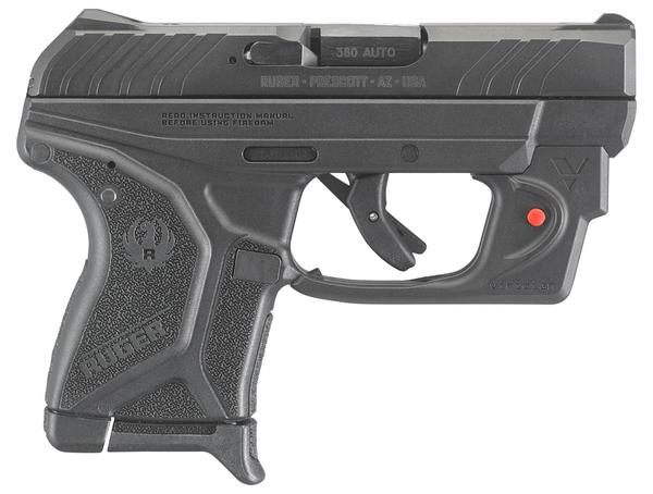 Ruger LCP II 380 ACP 6+1 Viridian Laser