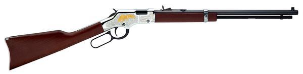 Henry Golden Eagle Silver 22LR 20