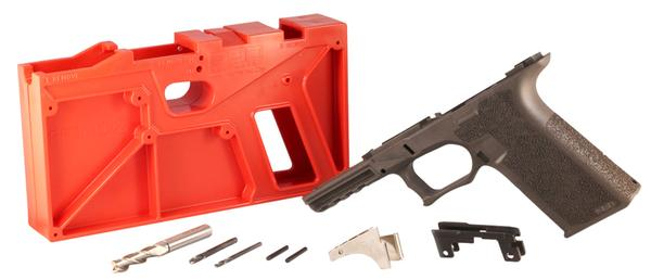 Polymer80 Glock 17 Gen3 80% Frame Kit Cobalt