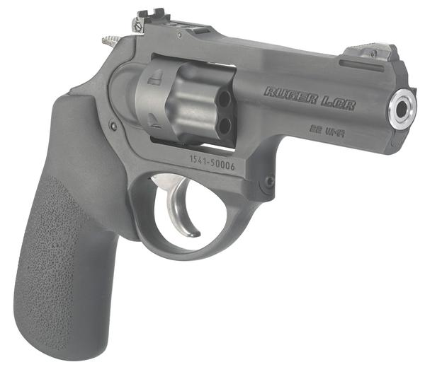 Ruger LCRx Single/Double 22 WMR 3