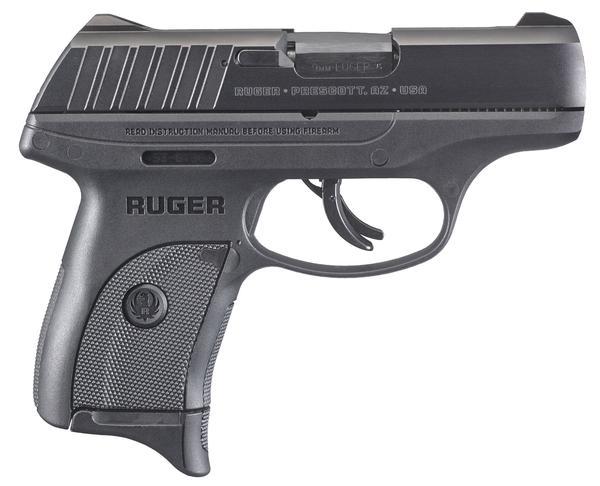 Ruger EC9s Standard 9mm 3.12