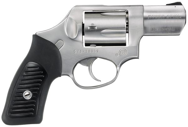 Ruger SP101  Double 357 Mag 2.25