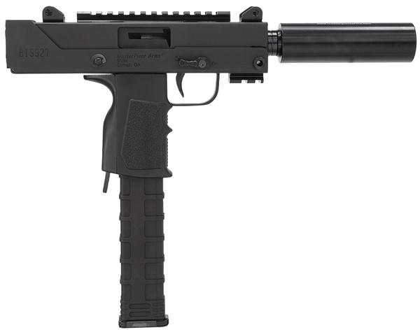 MasterPiece Arms Defender 9mm Side Cocking