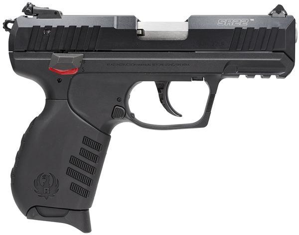 Ruger SR22 22 LR 3.5