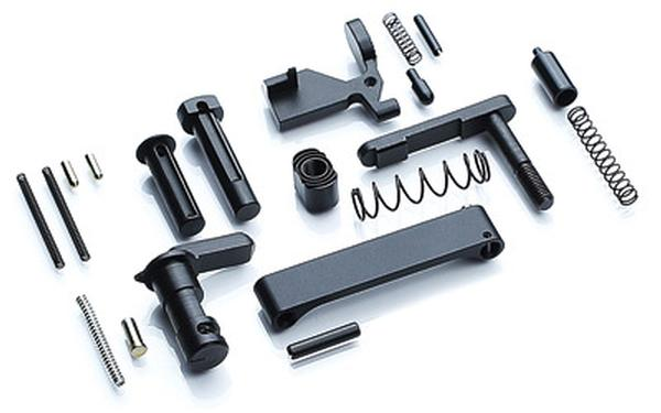 CMC Triggers ar15 Lower Parts Kit no Fire control group or grip