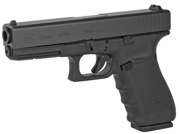 Glock 20 Gen 4 10mm 4.6
