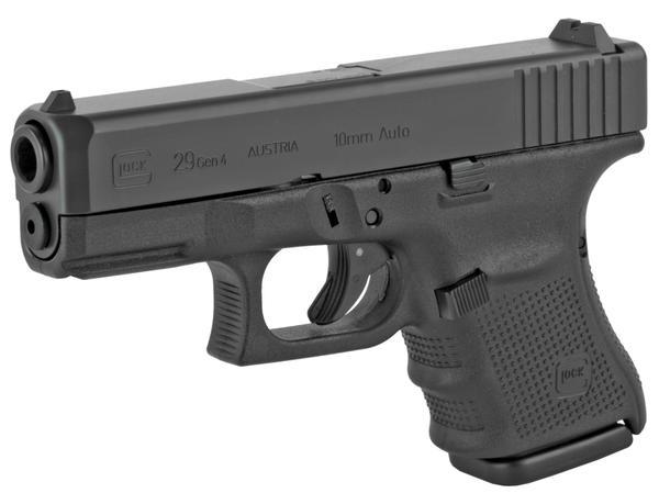 Glock 29 Gen 4 10mm 3.78