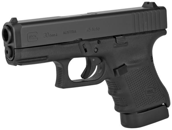 Glock 30 Gen 4 45 ACP 3.77