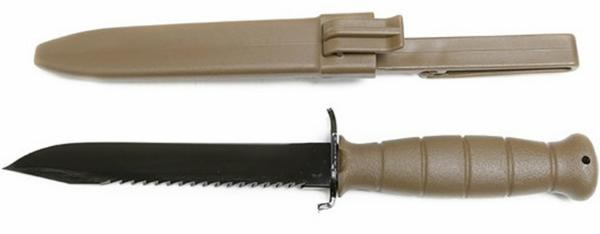 GLOCK OEM Field KNIFE FDE With ROOT SAW