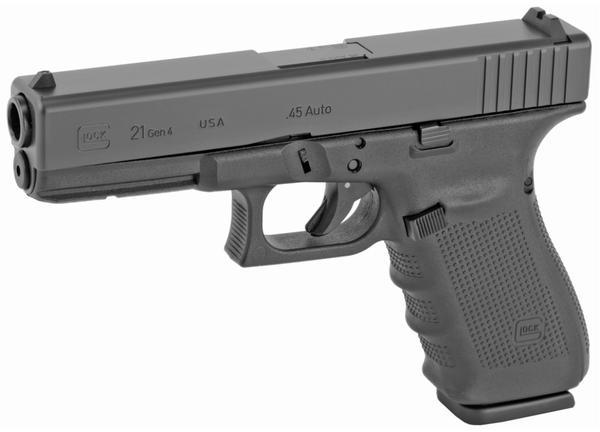 Glock 21 Gen 4 45 ACP 13+1