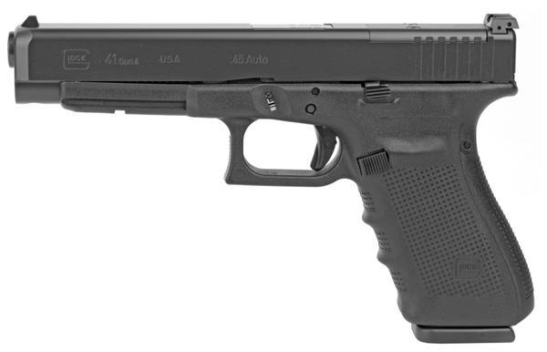 Glock 41 Gen4 MOS 45 ACP 5.31