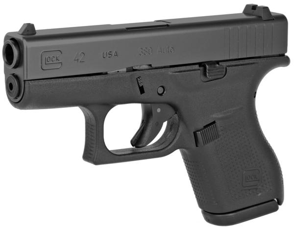 Glock 42 380 ACP 3.25