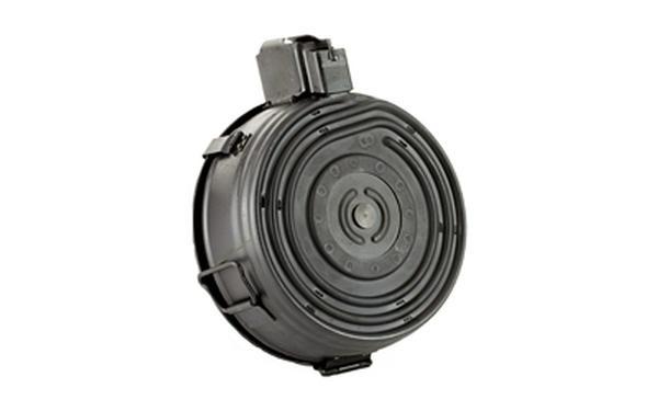 Century 7.62X39 AK- Platform 75 ROUND Black