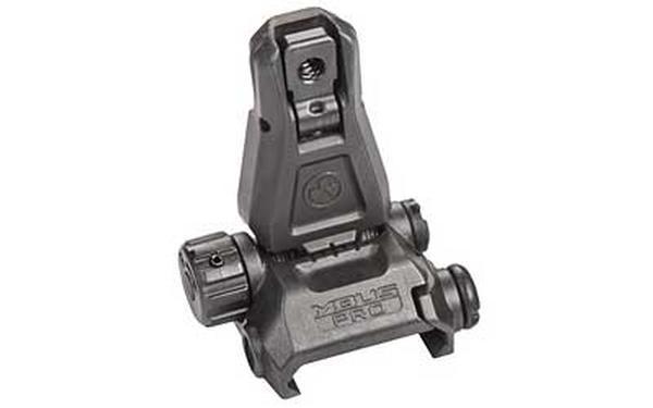 Magpul MBUS Pro Rear Sight AR Platform Black
