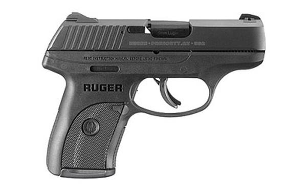 Ruger LC9s 9mm 7+1 Black