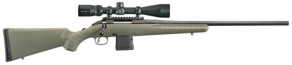 Ruger American Predator 204 Ruger 10+1 22