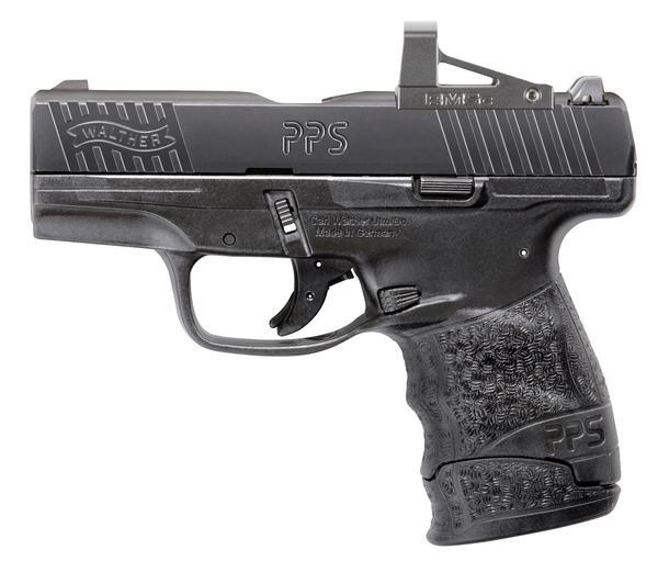 Walther Arms PPS M2 with RMSc Optic 9mm 7+1 Black