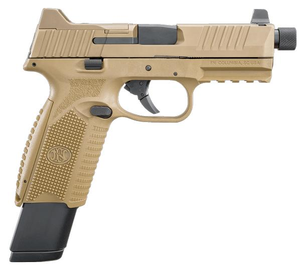 FN 509 Tactical 9mm 4.5