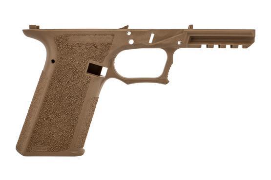 Polymer80 Glock 17 Gen3 Pistol Frame FDE Serialized