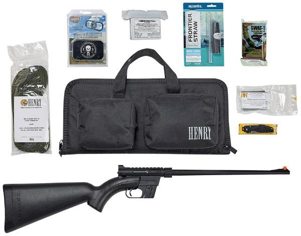 Henry U.S. Survival Pack 22LR 16.125