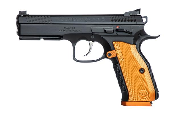CZ Shadow 2 9mm Single/Double 4.89