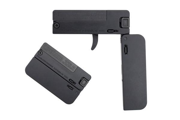 Trailblazer Firearms Lifecard 22LR Folding Single-Shot Pistol