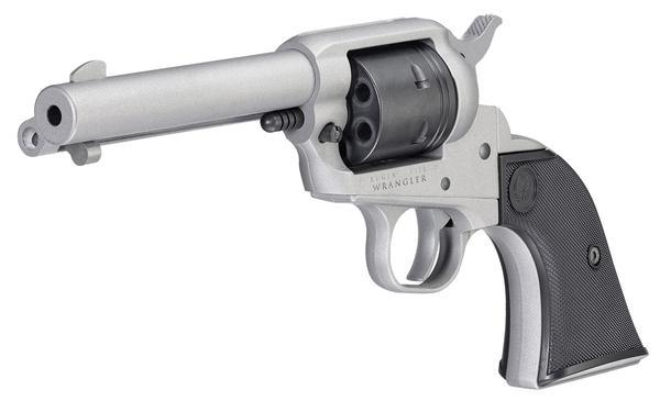 Ruger Wrangler 22 LR 4.62