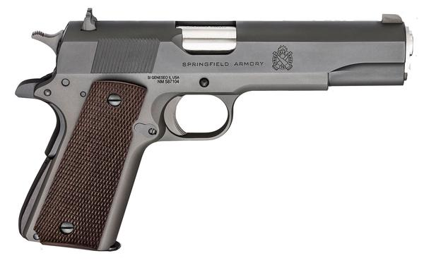 Springfield Armory 1911 Defender Mil-Spec 45 ACP 5