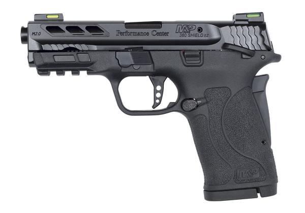 Smith & Wesson Performance Center 380 Shield EZ 380 ACP 3.80